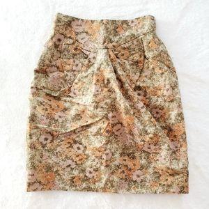 ❣movingSALE❣Sabena - Floral Vintage Skirt